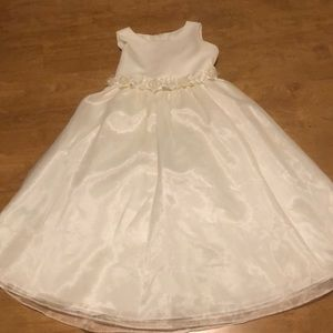 Other - White girl dress-EUC
